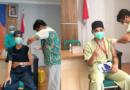 Dokter Muda PSPD UIN Malang Terima Vaksin Covid-19 di RS Karsa Husada Batu