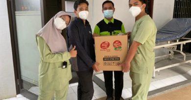 Donasi Buka Puasa Himpunan Mahasiswa Profesi Dokter dan Neonatus 2016